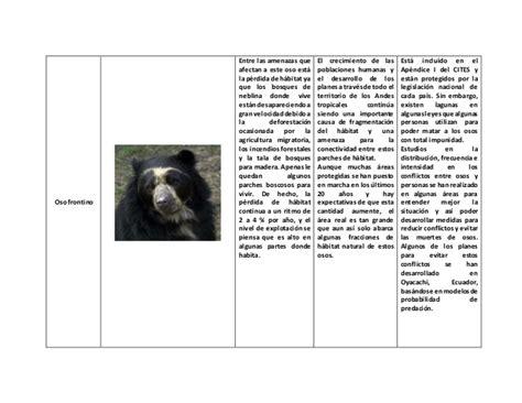 ley no 7554ley organica del ambiente inbio animales en peligro de extincion