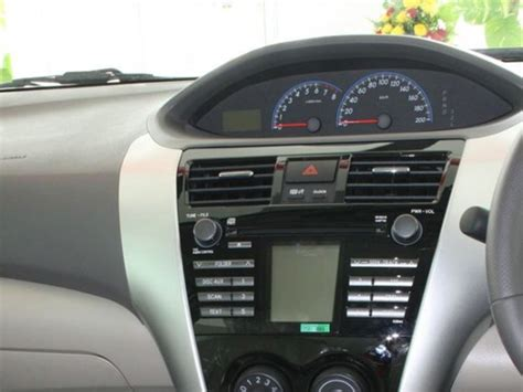 Panel Dashboard Vios