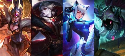 mobile legends characters mobile legends for pc heroes