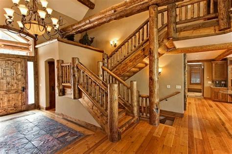 modern log home interiors 54 best timber home living magazine images on