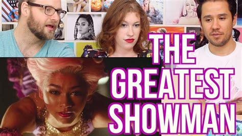 watch online the greatest showman by zendaya the greatest showman trailer reaction hugh jackman zendaya youtube