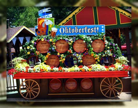 Oktoberfest Decor by Living In Williamsburg Virginia More Oktoberfest