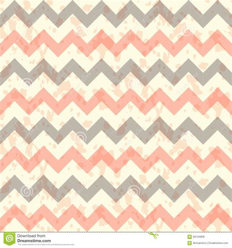 chevron seamless pattern background retro vintage vector seamless chevron pattern on linen turquoise stock