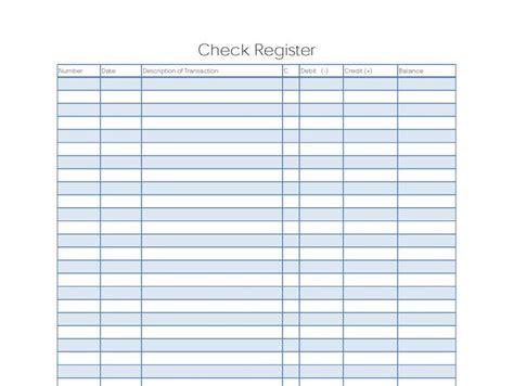 Berkualitas Register Mini Happy printable check register best 25 checkbook register ideas on check register mini