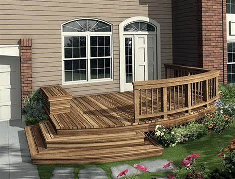Front Porch Deck Ideas simple front porch designs tips