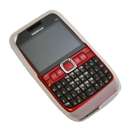 Casing Nokia E63 Oc silicone for nokia e63