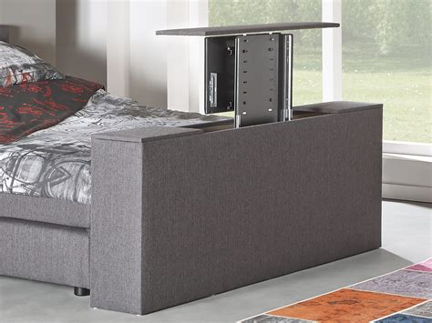 boxspring tv bed boxspring met ingebouwde tv fabulous boxspring home with