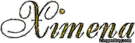 imagenes de te amo ximena en graffiti ximena gold glitter name glitter graphic greeting