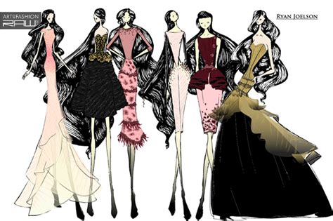 fashion illustration toronto fashion studio magazine fashion events toronto