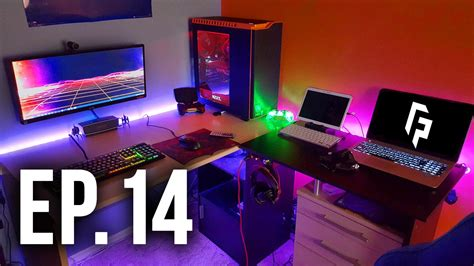 room tour project 14 ft nwachukwu best gaming