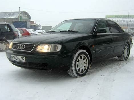 1996 audi a6 pictures, 2.6l., ff, manual for sale