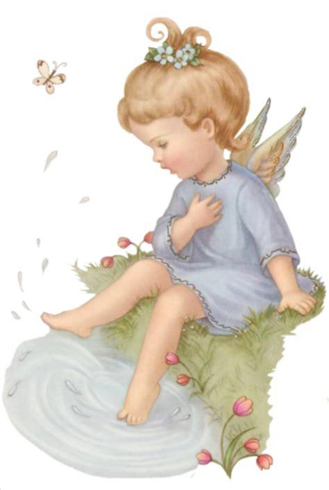 imagenes de kitty angelito anges