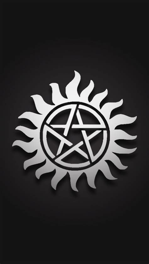 i couldn t find any anti possession sigil wallpapers for
