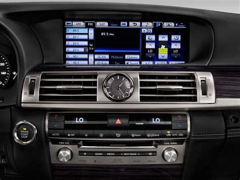 image  lexus ls ls   rwd audio system size