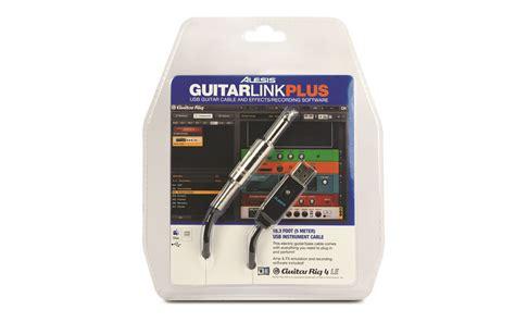 Alesis Guitarlink Plus alesis guitarlink plus zikinf