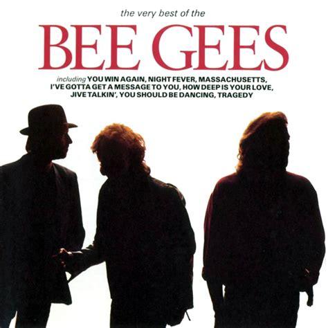 bee gees the best caratulas de cd de musica bee gees the best of the