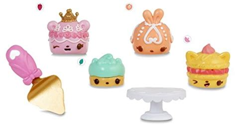 Num Noms Starter Pack Series 4 Cookies And Milk num noms series 4 princess cakes starter pack import it all