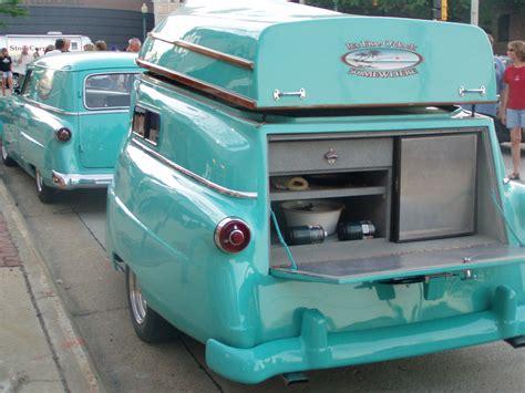 bad classic trailer cer boat combo cing cer vintage