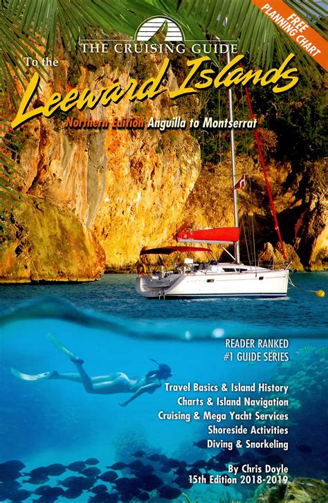 leeward islands cruising guides