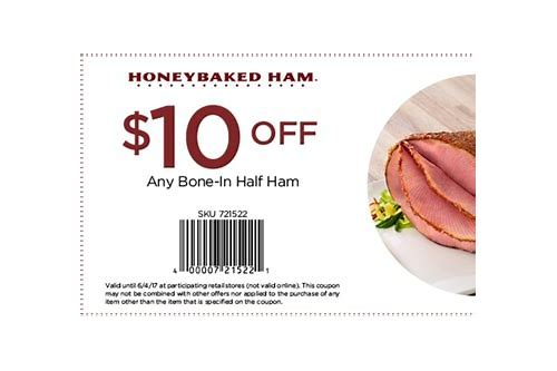 honeybaked ham printable coupon 2018