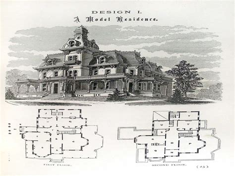 victorian mansion floor plans victorian mansion floor plans victorian homes house plans