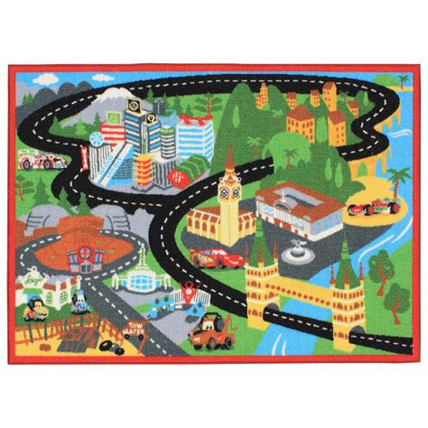 play rugs for cars disney cars play rug roselawnlutheran