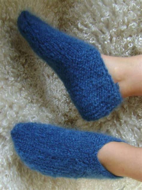 modele tricot chaussons de lit modele tricot gratuit mohair