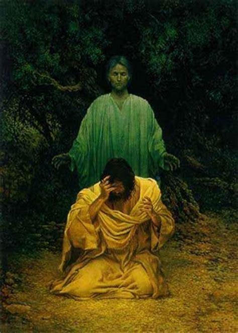 devotion  gethsemane
