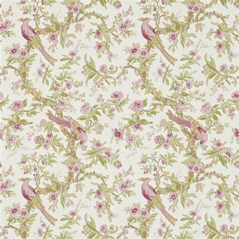 zoffany wallpaper pink chintz wallpaper 311326 rose