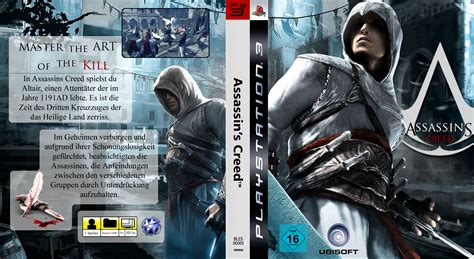 amazoncom assassins creed playstation 3 artist not ps3 cover assassins creed ii by foxd3sign on deviantart