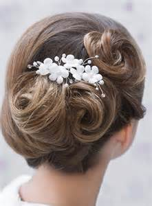 the bun the graceful and communion hairstyle for