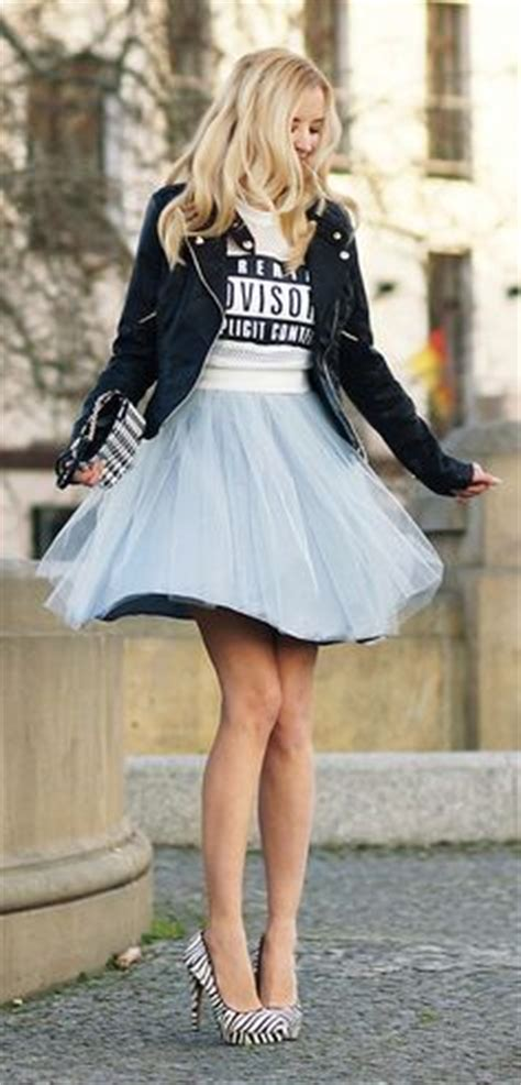 T Shirt Fancy T Shirt For Pura Bahagia Pink tulle skirt plaid shirt fashion and clothes i tulle skirts