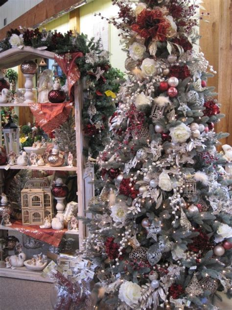 161 best christmas trees victorian images on pinterest
