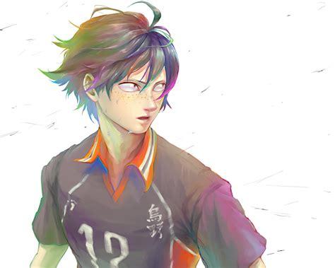 yamaguchi tadashi haikyuu image  zerochan