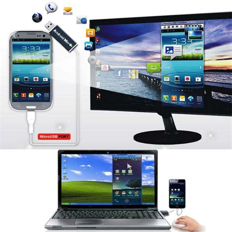 view android screen on pc aliexpress buy sata cable headphones theater vga micro usb connector new android mobile