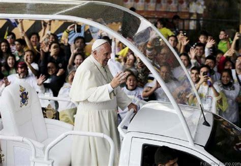 2016 el papa en mexico cinco autos usara el papa francisco en mexico motor y