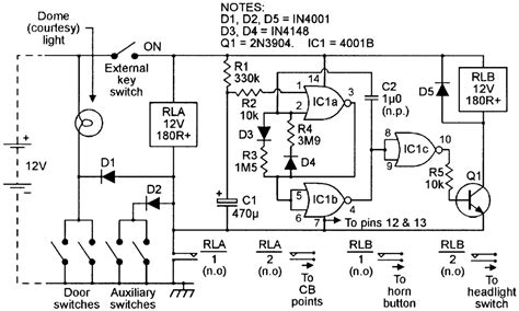 hella supertones wiring diagram gm horn relay diagram