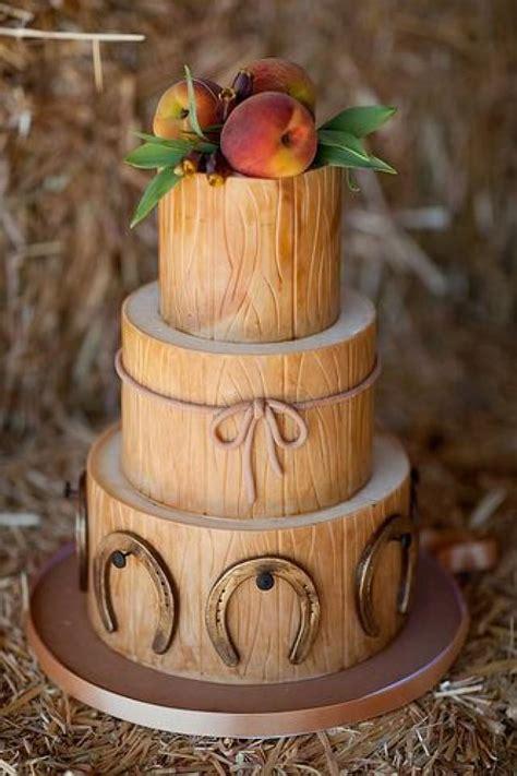 rustic wedding rustic style wedding cake 2070086