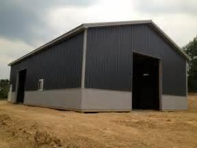 large pole barn kits pole barn large customer projects august 2012 apm