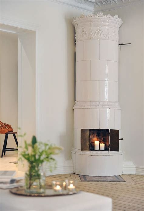 swedish fireplace swedish fireplace interior design pinterest