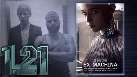 ex machina film review ex machina 2015 movie review discussion youtube