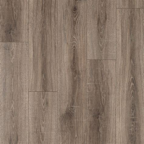 Laminate Vinyl Flooring Shop Pergo Max Premier 7 48 In W X 4 52 Ft L Heathered Oak Embossed Wood Plank Laminate Flooring