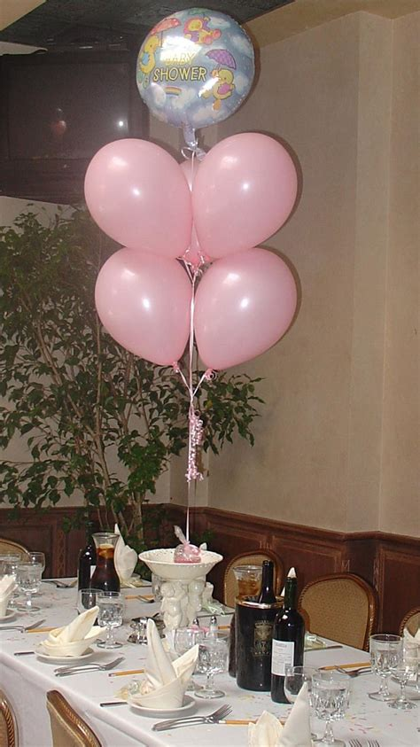 baby shower balloon centerpiece item rcpballoon04