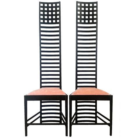 chair design happy birthday charles rennie mackintosh the chromologist