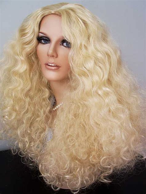 big poofy curly hair pin by new attitude wigs on drag wigs pinterest