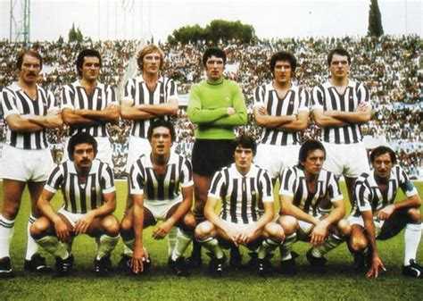 Tutto Juve Calendario Partite Coppa Uefa 1976 77 Juventus