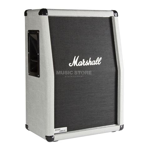 marshall and cabinet marshall 2536a vertical 2x12 cabinet