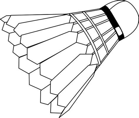 clipart badminton badminton clip at clker vector clip