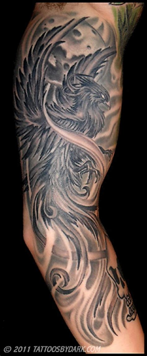phoenix tattoo sleeve 17 best images about drawings tattoos and motives