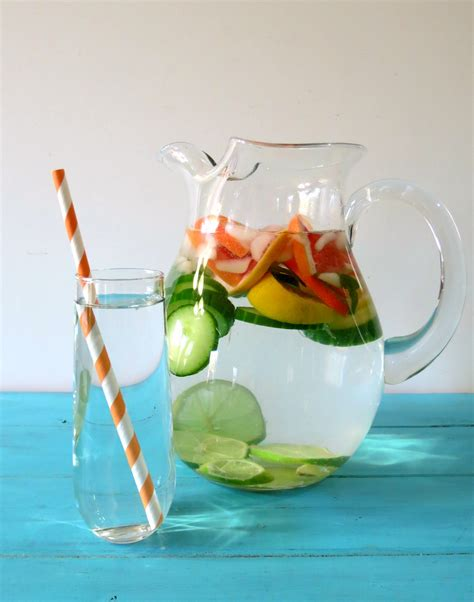 Site Http Detox Water How To Make by 10 Gorgeous Detox Waters And How They Help You Get Your